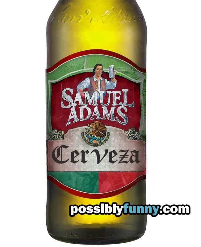 sam adams cerveza