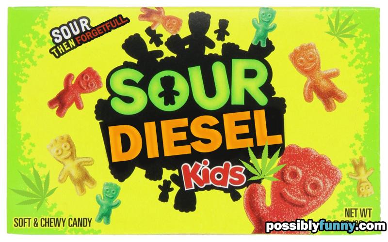 sour diesel kids